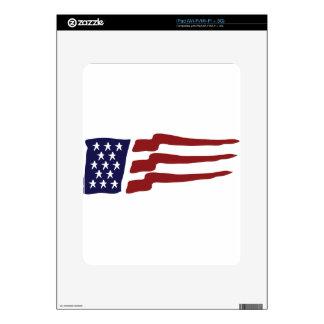 USA Flag iPad Skin