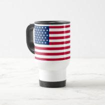 Usa Flag Stainless Steel 15 oz  Mug
