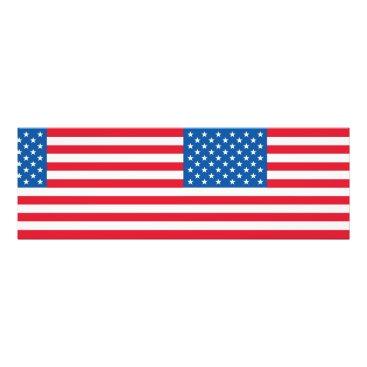 USA Themed USA Flag stars and stripes Photo Print