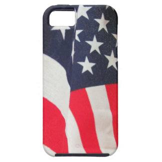 USA Flag Stars and Stripes Red White Blue iPhone SE/5/5s Case