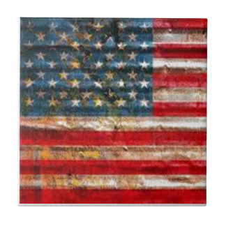 USA FLAG TEJA