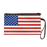 USA flag Wristlets