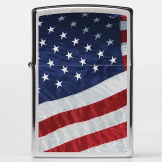 USA Flag Zippo lighter