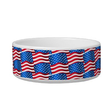 USA flags Bowl
