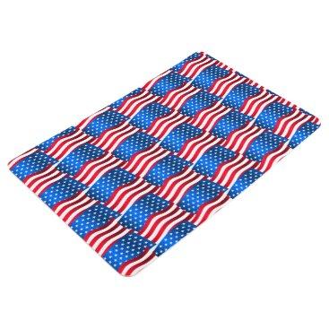 USA Themed USA flags Floor Mat