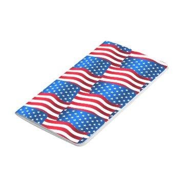 USA Themed USA flags Journal