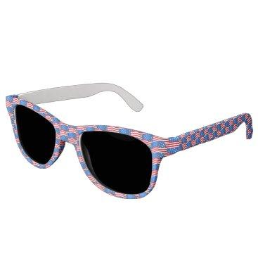 USA flags Sunglasses