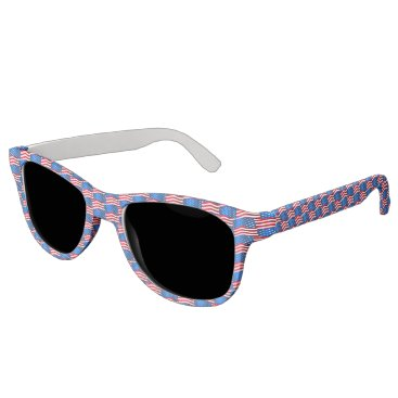 USA Themed USA flags Sunglasses