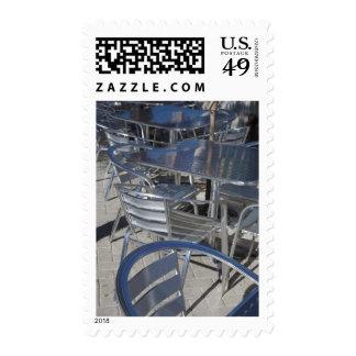 USA, Florida, Florida Panhandle, Seaside, town Postage