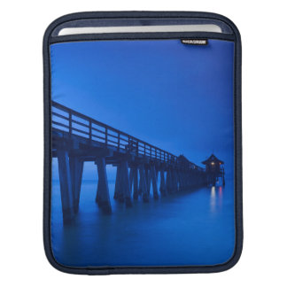 USA, Florida, Gulf Coast, Naples, Naples Pier Sleeves For iPads