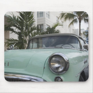 USA, Florida, Miami Beach: South Beach, 1956 3 Mouse Pad