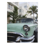 USA, Florida, Miami Beach: South Beach, 1956 3 Post Card