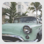 USA, Florida, Miami Beach: South Beach, 1956 3 Sticker
