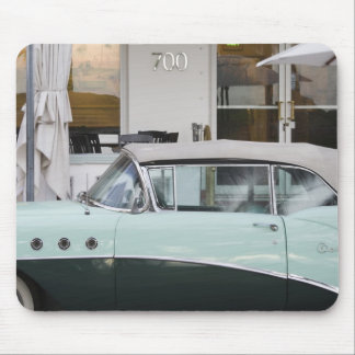 USA, Florida, Miami Beach: South Beach, 1956 Mouse Pad