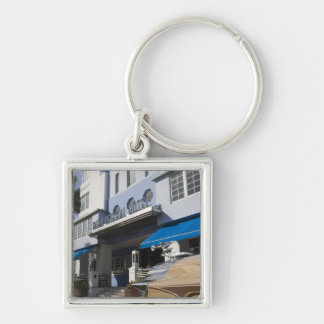 USA, Florida, Miami Beach: South Beach, Art Deco Keychains