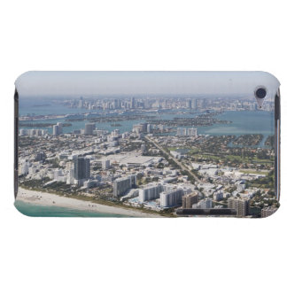 USA, Florida, Miami, Cityscape with beach 3 iPod Touch Case