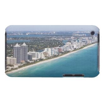 USA, Florida, Miami, Cityscape with beach iPod Touch Cover