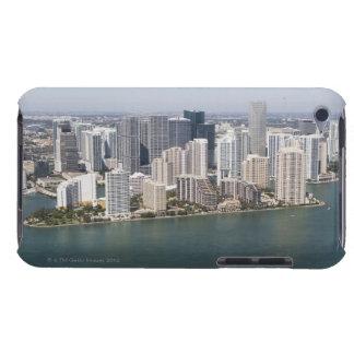 USA, Florida, Miami, Cityscape with coastline 2 iPod Case-Mate Case