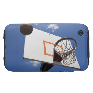 USA, Florida, Miami, Low angle view of iPhone 3 Tough Cover