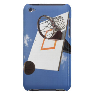 USA, Florida, Miami, Low angle view of iPod Touch Case-Mate Case