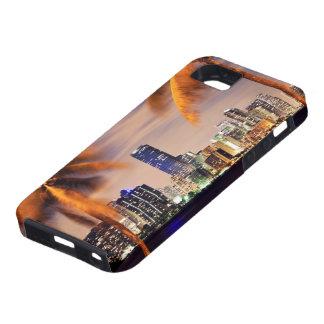 USA, Florida, Miami skyline at dusk iPhone SE/5/5s Case