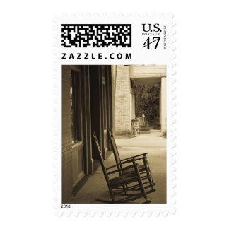 USA, Florida, Micanopy, oldest inland settlement Postage