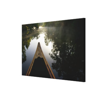 USA, Florida, Ocala National Forest, Alexander Canvas Print