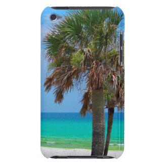 USA, Florida. Palm Trees On Emerald Coast iPod Case-Mate Case