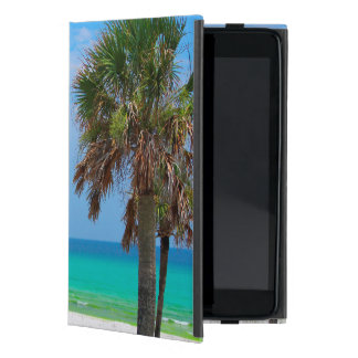 USA, Florida. Palm Trees On Emerald Coast Cover For iPad Mini