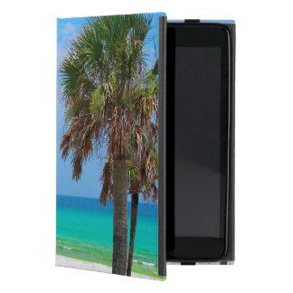 USA, Florida. Palm Trees On Emerald Coast Cover For iPad Mini