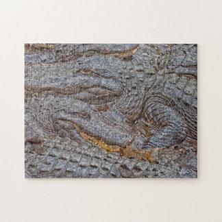 USA, Florida, St. Augustine, Alligators 2 Jigsaw Puzzle
