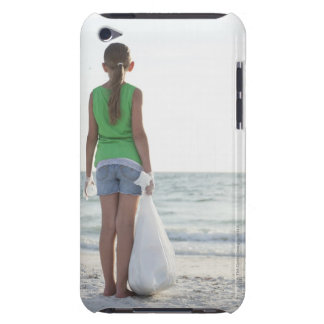 USA, Florida, St. Petersburg, Girl (10-11) iPod Touch Covers