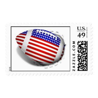 USA Football (1) Tear Away Postage