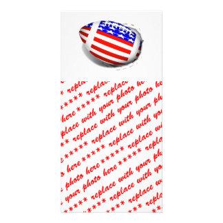 USA Football (2) Tear Away Photo Cards