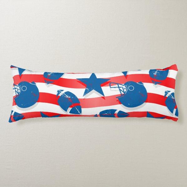 USA football Body Pillow