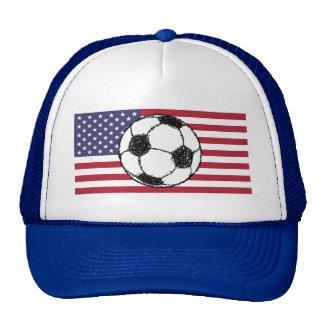 USA football Trucker Hat