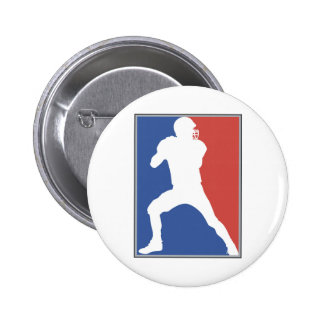 USA Football Player T-shirts and Gifts Pinback Button