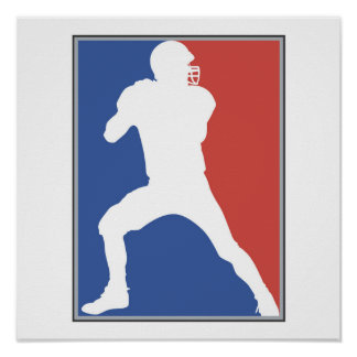 USA Football Player T-shirts and Gifts Poster
