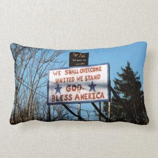 USA For Sale? Lumbar Pillow