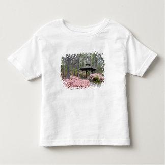 USA, Georgia, Pine Mountain. A gazebo amongst Toddler T-shirt
