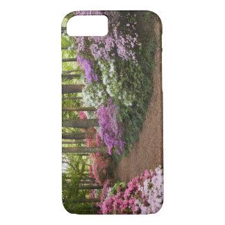 USA, Georgia, Pine Mountain. A pathway through iPhone 8/7 Case