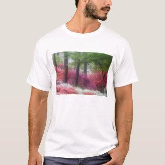 USA; Georgia; Pine mountain. Azaleas at T-Shirt