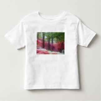 USA; Georgia; Pine mountain. Azaleas at Toddler T-shirt