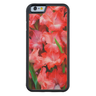 USA, Georgia, Savannah, Bouquet Of Gladiolus Carved® Maple iPhone 6 Bumper