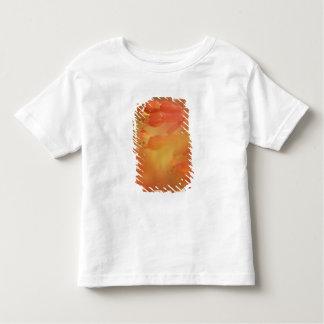 USA Georgia Savannah buckeye flower abstract Toddler T-shirt
