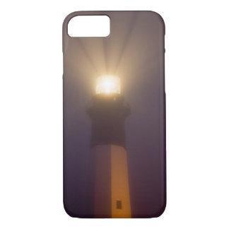 USA; Georgia; Savannah.  Tybee Island Lighthouse iPhone 7 Case