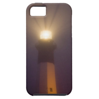 USA; Georgia; Savannah.  Tybee Island Lighthouse iPhone SE/5/5s Case