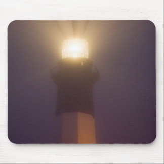 USA; Georgia; Savannah.  Tybee Island Lighthouse Mouse Pad