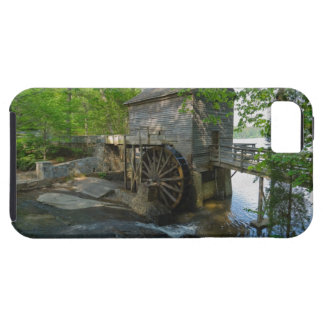 USA, Georgia, Stone Mountain, Watermill in trees iPhone 5 Covers
