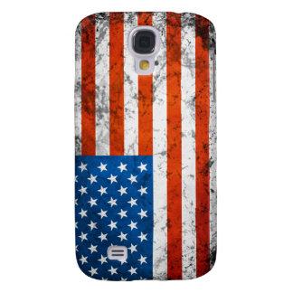 USA Grunge Flag Samsung Galaxy S4 Case